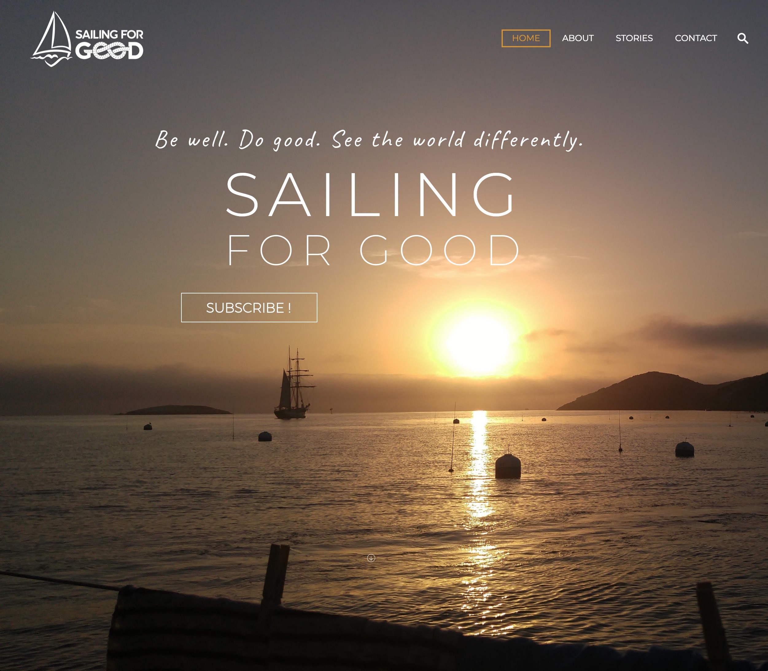 Sailing for Good, Inc.
