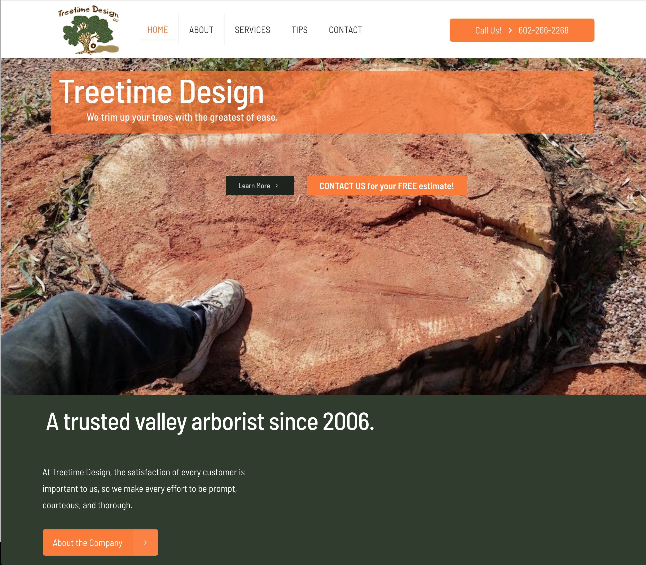 Treetime Design, LLC