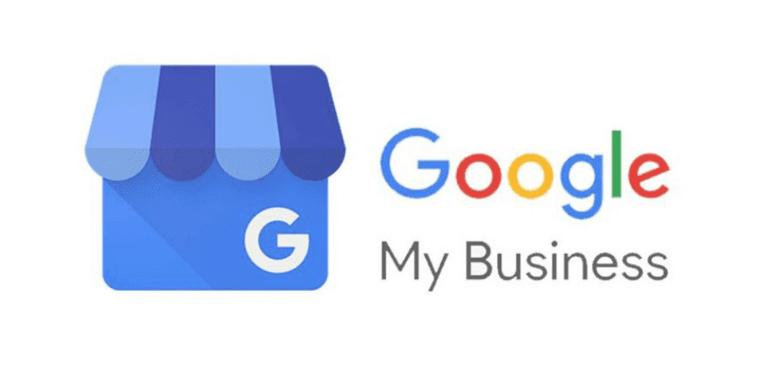 the Google My Business logo
